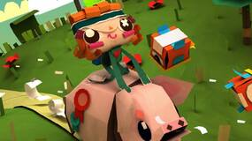 Image for The launch trailer for Tearaway Unfolded is rather adorable