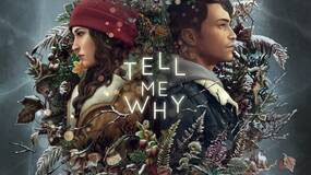 Image for First chapter of Tell Me Why is out August 27