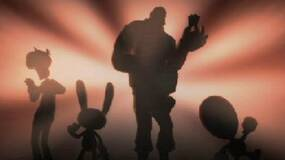 Image for Telltale teases crossover of Sam & Max, Penny Arcade, Strongbad, and... Team Fortress?