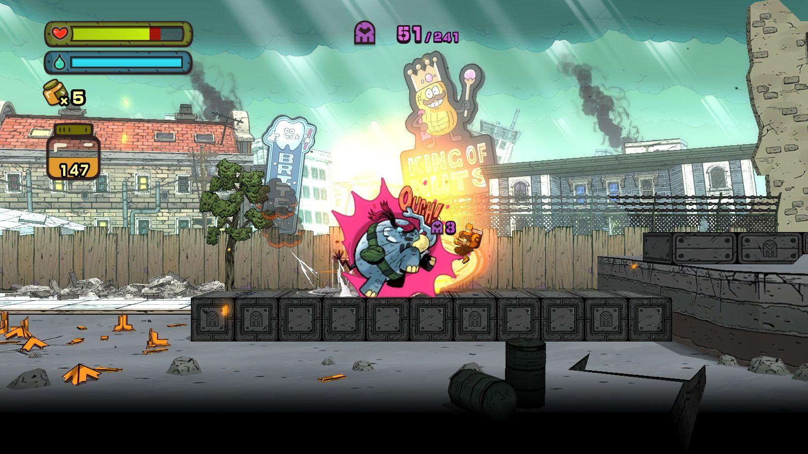 Image for Pokemon developer and SEGA announce Tembo The Badass Elephant