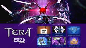 Image for Twitch Prime members can play TERA on PS4 and Xbox One early, and get free loot