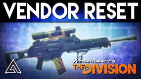 Image for The Division Weekly Vendor reset: Military G36 and Custom M44