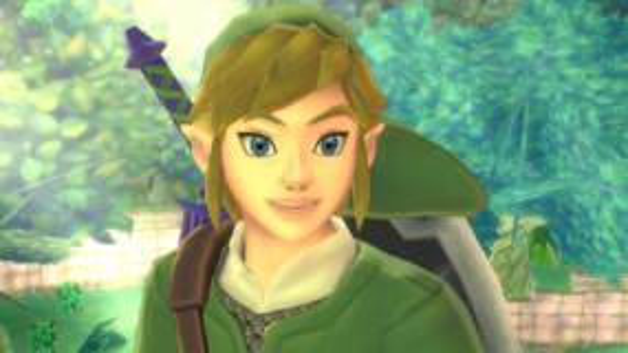 Image for The Legend of Zelda: Skyward Sword HD already $10 off at GameStop