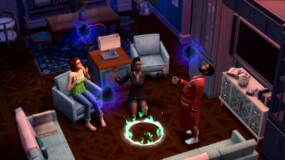 Image for The Sims 4 Paranormal Investigator career | Becoming a Paranormal Investigator and building the Medium skill