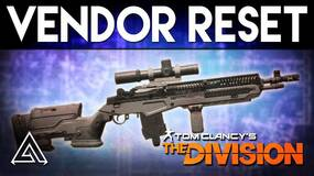 Image for The Division Weekly Vendor reset:  Classic M1A and First Wave X-45