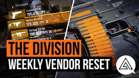 Image for The Division Weekly Vendor reset:  Navy MP5 N, LVOA-C and more
