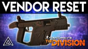 Image for The Division Weekly Vendor reset: Military G36 and Police M4