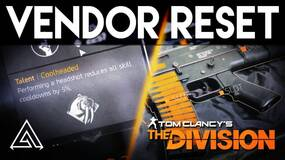 Image for The Division Weekly Vendor reset Nov. 19: Dark Zone, BoO, Safe Houses, more