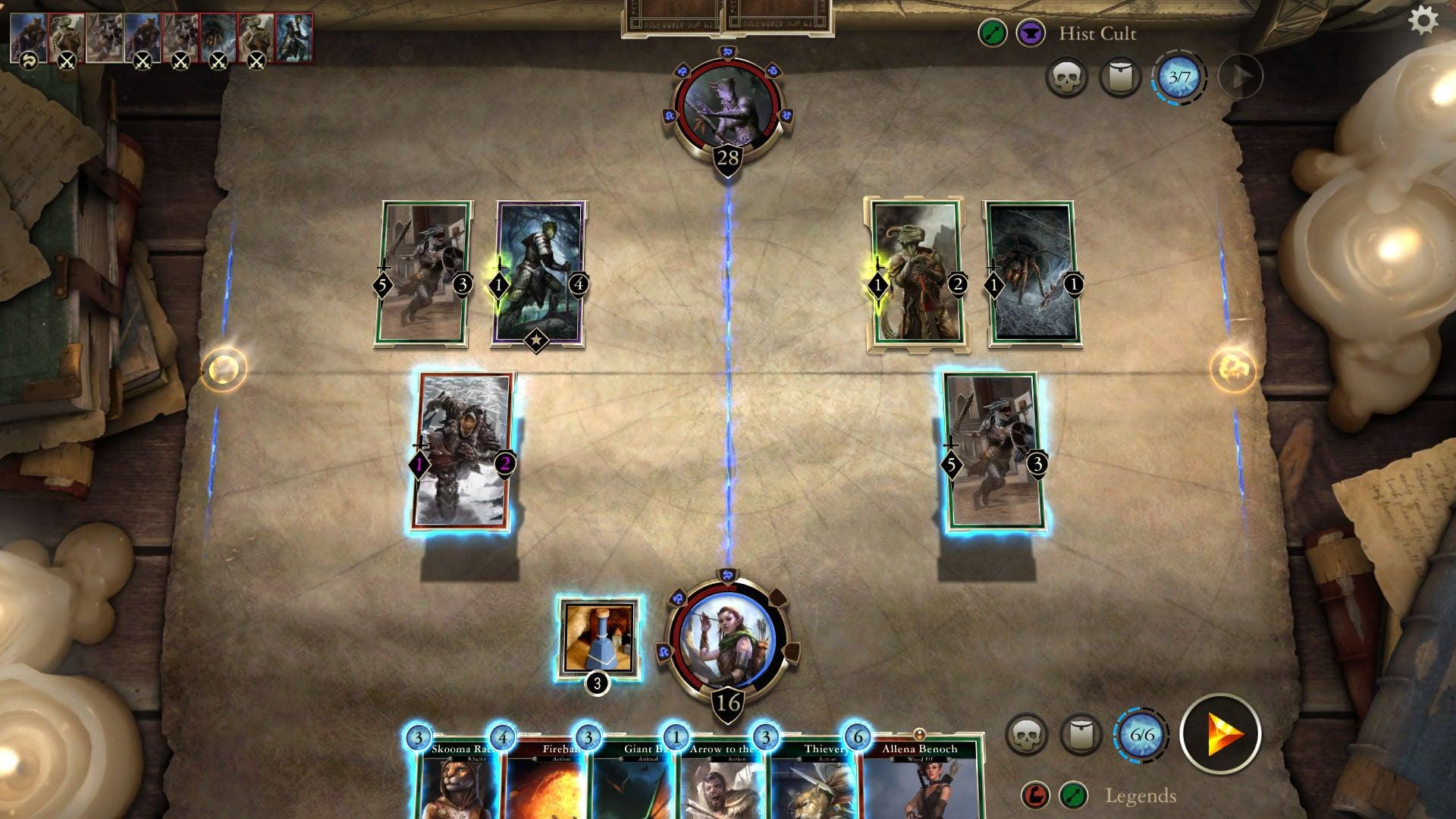 Image for The Elder Scrolls: Legends has entered open beta