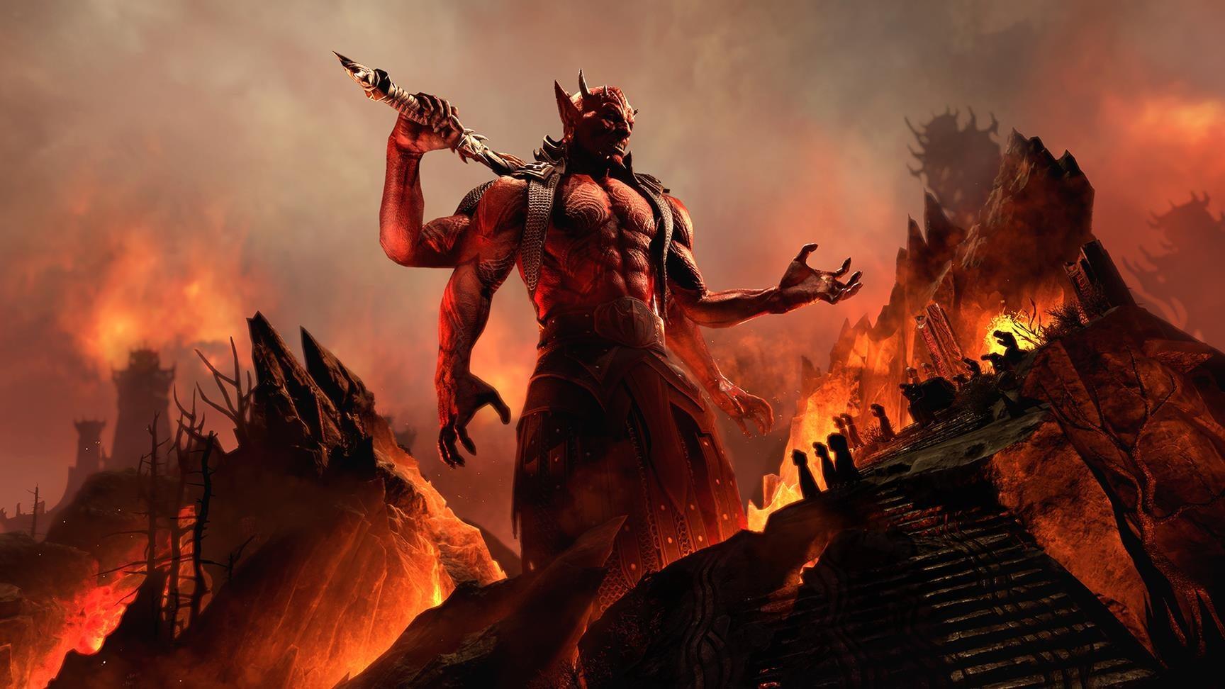 Image for New Elder Scrolls Online Blackwood story set 800 years before Oblivion