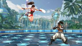 Image for King of Fighters 14 gameplay shows recently announced characters in action