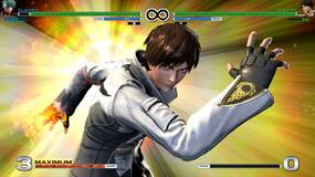 Image for The King of Fighters 14 is getting a big graphical upgrade in January