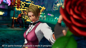 Image for The King of Fighters 15's latest trailer shows off King
