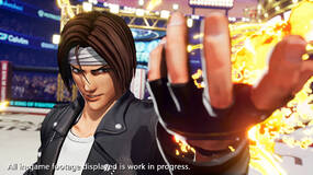 Image for The King of Fighters 15 reveal trailer is light on details, heavy on action