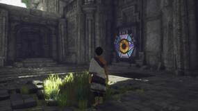 Image for The Last Guardian walkthrough part 7: the blue pot puzzle, how to get pass the stained-glass eyes