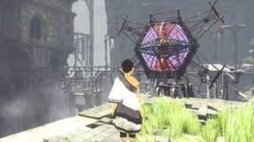 Image for The Last Guardian walkthrough part 8: how to get across the collapsing bridge