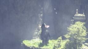 Image for The Last Guardian walkthrough part 1: heal Trico, free Trico from chains, use the mirror and escape the cave