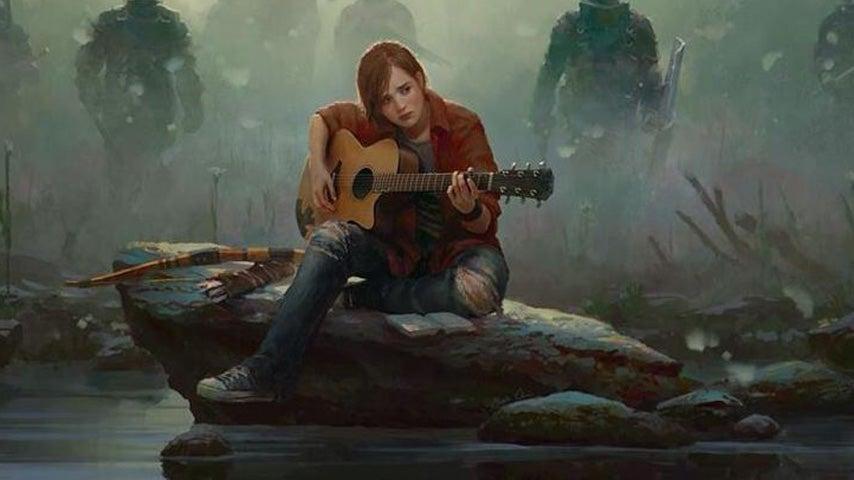 Image for The Last of Us secret ending scene revealed