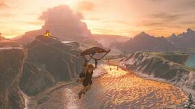 Image for Breath of the Wild player yeets themselves into the stratosphere