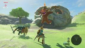 Image for The Legend of Zelda: Breath of the Wild patch 1.1.1 is great for the Switch version, not so much for Wii U