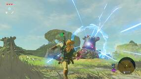 Image for The Legend of Zelda: Breath of the Wild - how to get the Ocarina of Time Dark Link armour set