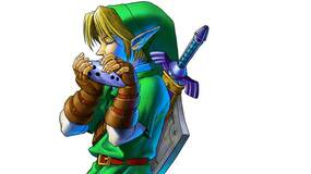 Image for This guy is controlling Ocarina of Time with an actual ocarina