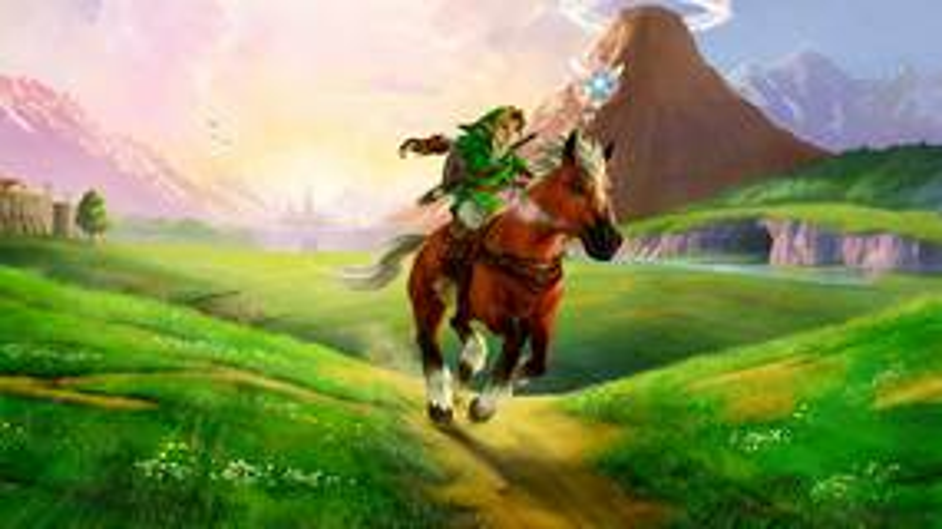 Image for Nintendo US eShop update: The Legend of Zelda: Ocarina of Time, more