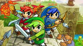 Image for Demo for The Legend of Zelda: Tri Force Heroes hits eShop, online demos run this weekend