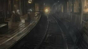 Image for The Order: 1886 Japanese site yields London underground concept art