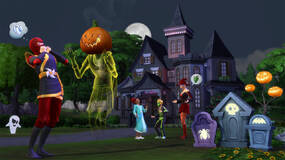 Image for Your Sims are in for a treat this Halloween with the The Sims 4 Spooky Stuff pack
