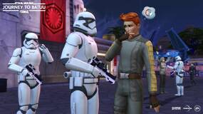 Image for The Sims 4 Star Wars expansion pack coming next month