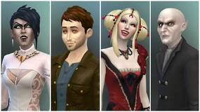 Image for Vampires are finally getting some love in The Sims 4 later this month