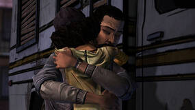 """Image for Check out this bizarre alternate ending to Telltale's The Walking Dead, made by a """"stir-crazy"""" developer"""