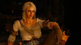 Image for The Witcher 3 developer wanted a scene where you sword fight as Ciri while ice skating