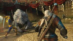 Image for The Witcher 3 - Game of the Year Edition rated for PS5 and Xbox Series X/S