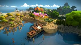 """Image for The Witness contains 600 puzzles, one of which only """"1% of players"""" will probably solve"""