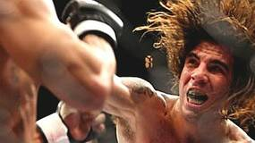 """Image for UFC fighter cut from game for """"clipping and collision detection"""" issues"""