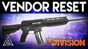 Image for The Division Weekly Vendor reset: Military P416, PP-19, Blueprints, and more