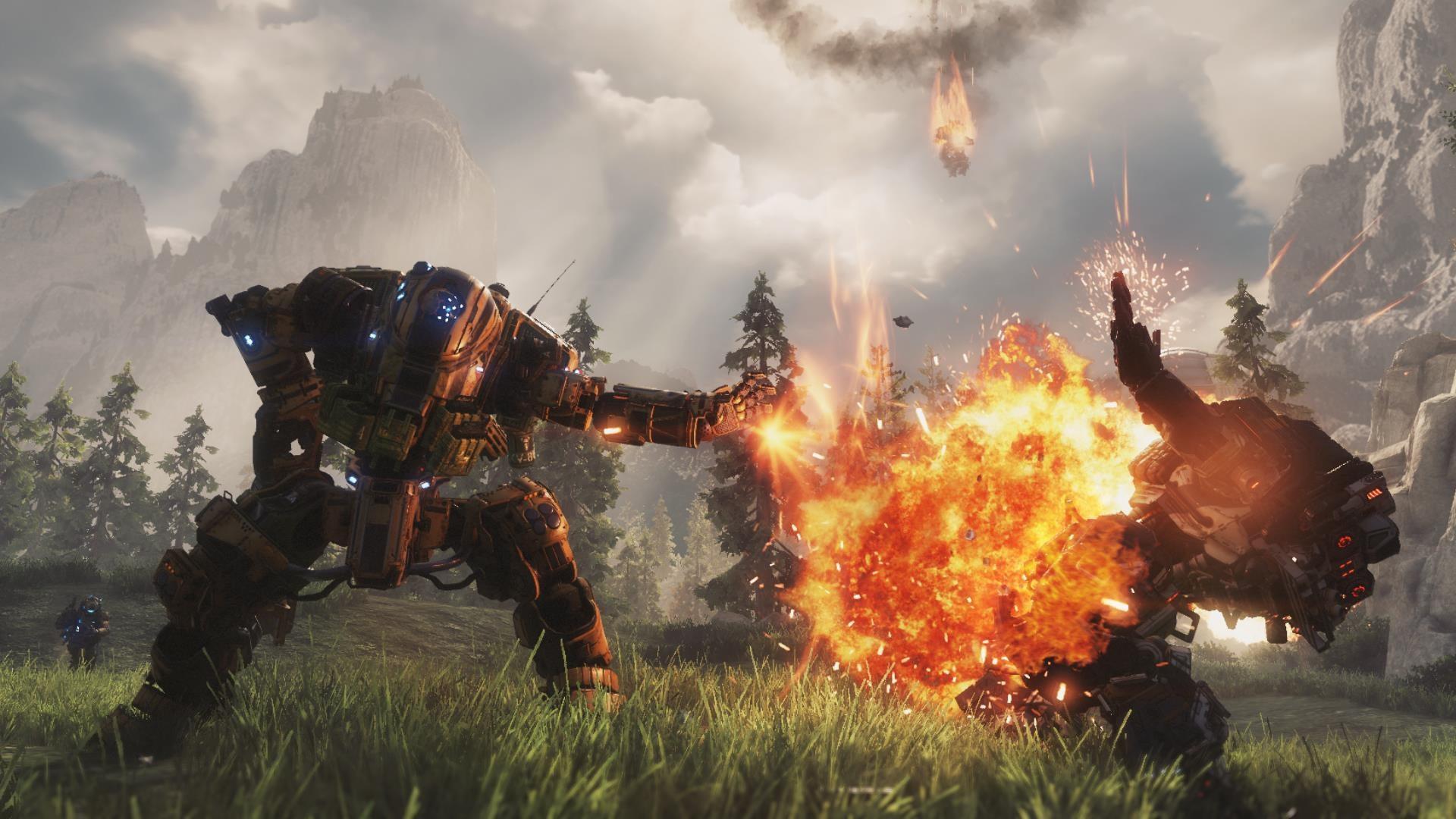 Image for Titanfall 2 update nerfs Map Hack, rebalances Tone and Legion