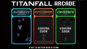 Image for Titanfall Arcade offers classic Atari games with a twist