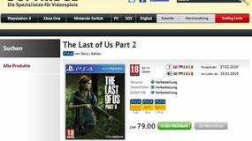 Image for The Last of Us: Part 2 release date may have been leaked by Swiss retailer