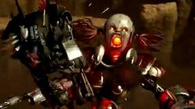 Image for Twisted Metal B-roll shows Sweet Tooth battling the Iron Maiden