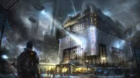 Image for The Division concept art shows fortified church base, new screen shows Snowdrop engine effects