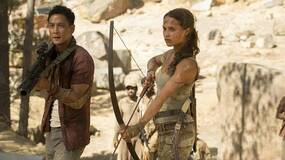 Image for Tomb Raider movie review: despite story problems, Vikander is a perfect Croft