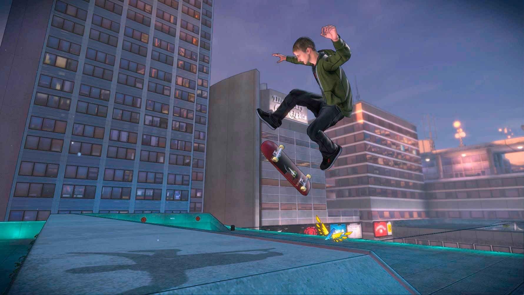 Image for Tony Hawk Pro Skater 5 reviews go live - critics shoot down The Birdman