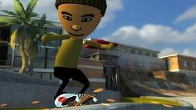 Image for Play as your Mii or a pro-skater's Mii in Tony Hawk: RIDE