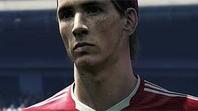 Image for Fernando Torres joins Messi as PES 2010 cover star