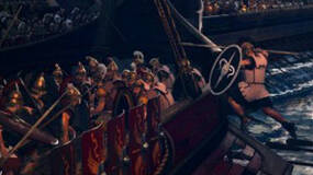 Image for Total War: Rome 2 trailer explains projectile weapons via Brian Blessed's iconic pipes