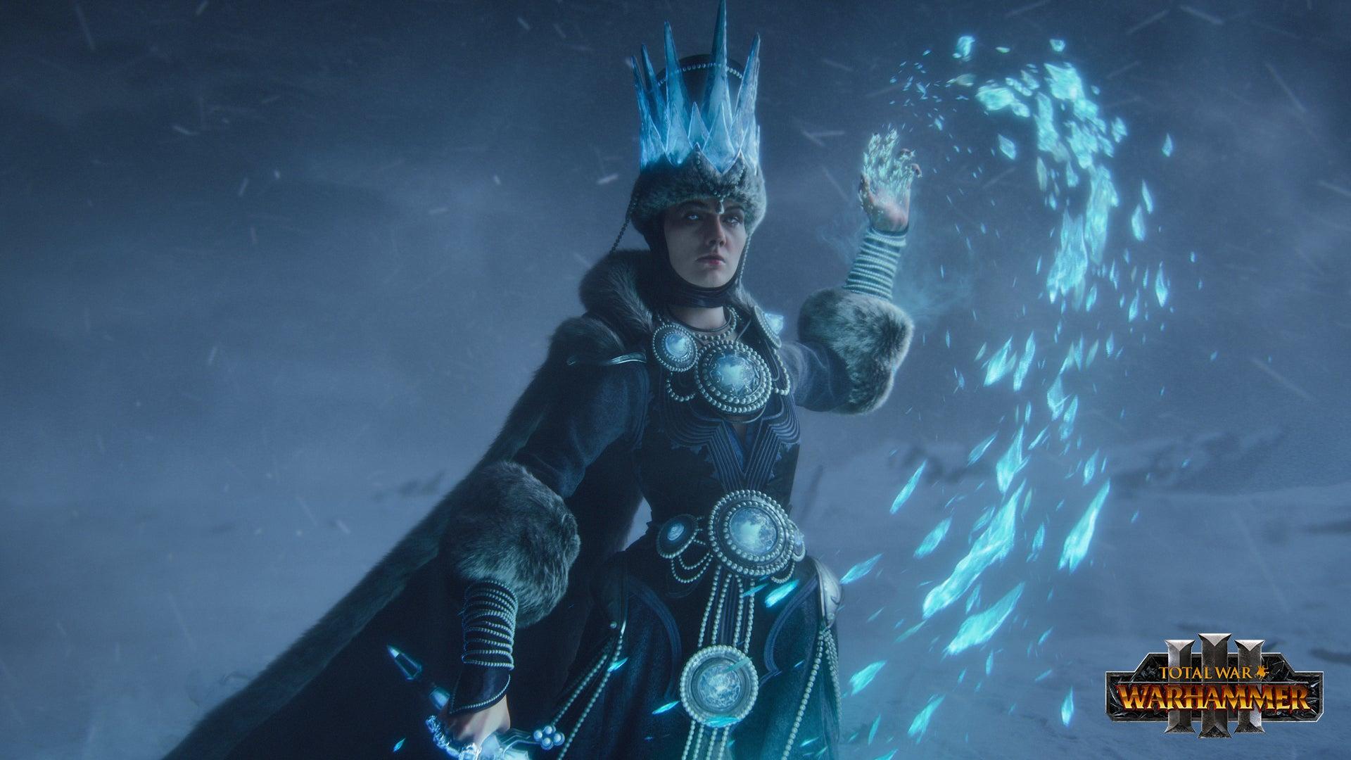 Image for Total War: Warhammer 3 gameplay debut shows off tower defence-inspired Survival Battles