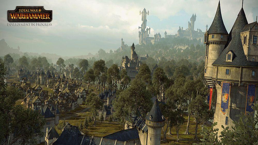 Image for Total War: Warhammer video shows off Bloodpine Woods battlefield